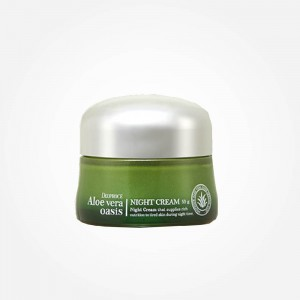 Aloe Vera Oasis Night Cream