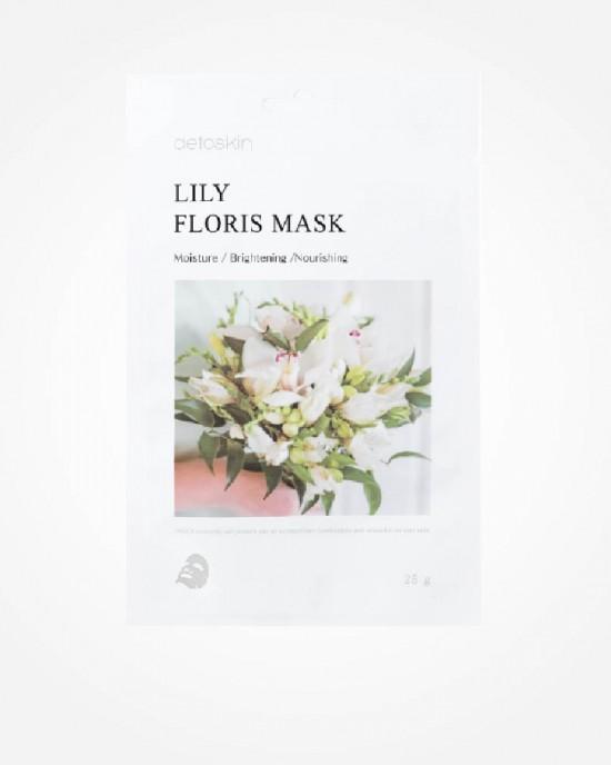 Lily Floris Mask