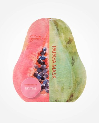 Papaya Fruit Mask