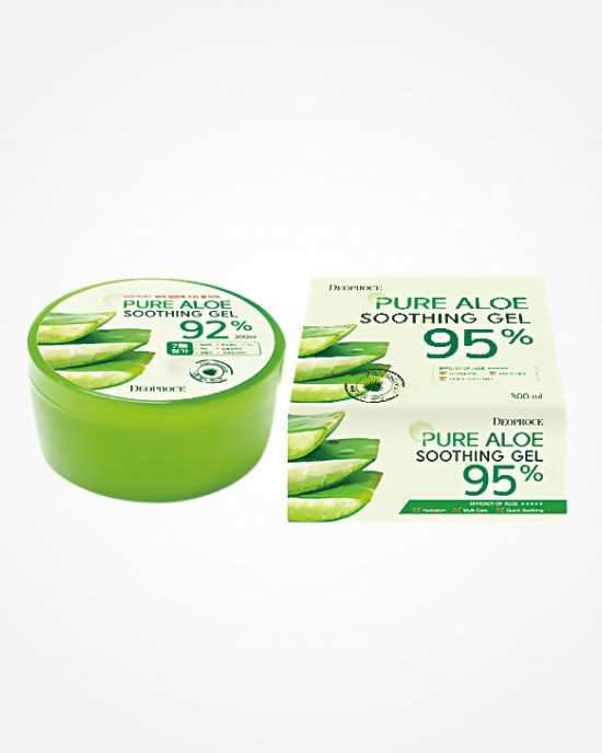 Pure Aloe Gel 95%