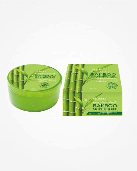 Bamboo Soothing Gel