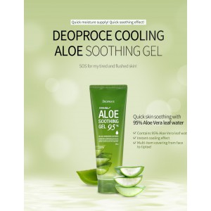 Cooling Aloe Gel 95%