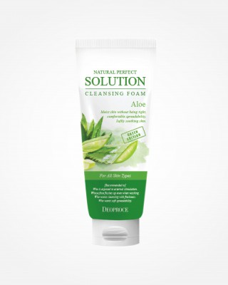 Cleansing Foam Aloe