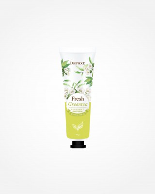 Perfumed Hand Cream Fresh Green Tea