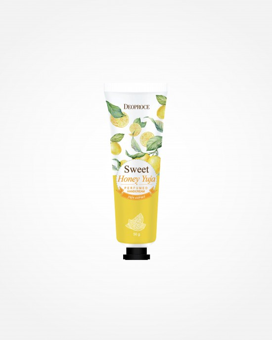 Perfumed Hand Cream Honey Yuja