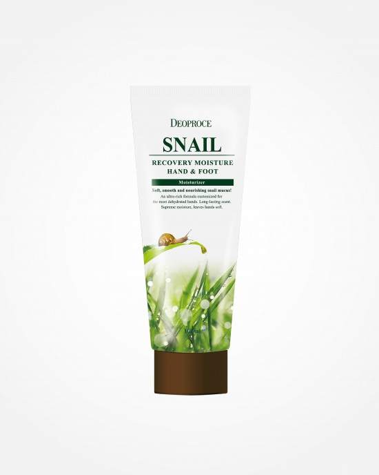 Hand & Foot Snail Recovery Moisture