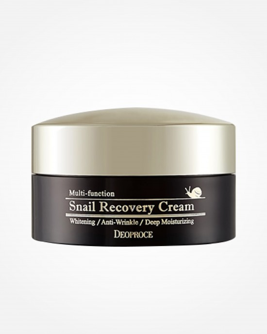 Multi-Functional Snail Recovery Cream