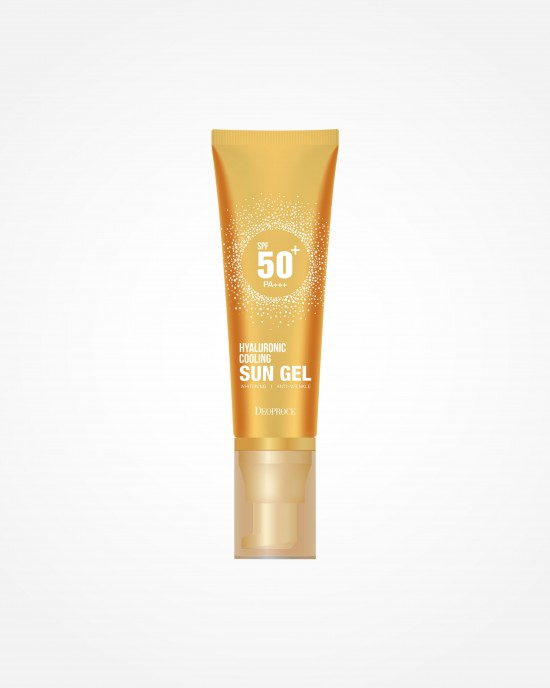 Hyaluronic Cooling Sun Gel
