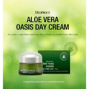 Aloe Vera Oasis Day Cream