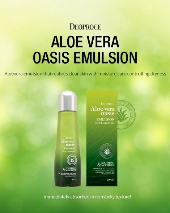 Aloe Vera Oasis Emulsion