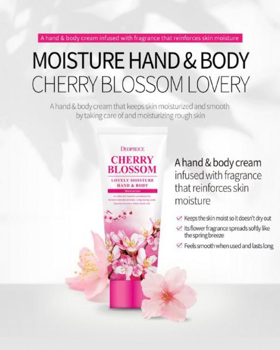 Cherry Blossom Hand & Body