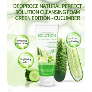 Cleansing Foam Cucumber