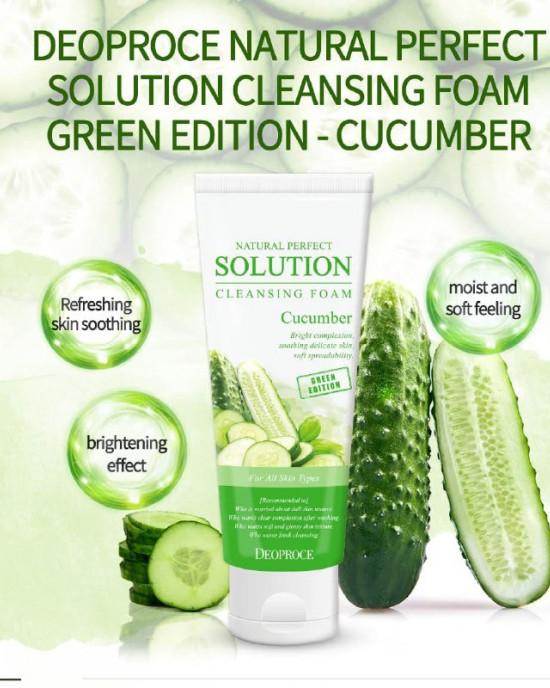 Cleansing Foam Cucumber