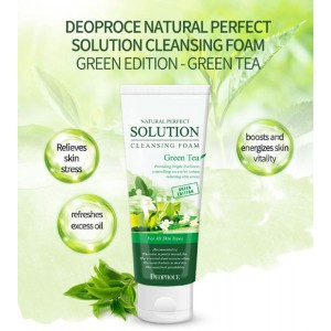 Cleansing Foam Green Tea