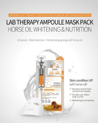 Lap Therapy Whitening & Nutrition Mask Pack