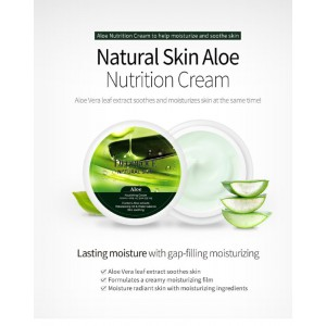 Natural Skin Aloe Nourishing Cream
